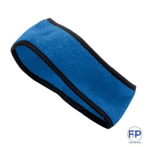 Fleece Sports Headband   Fitness Promotional Products