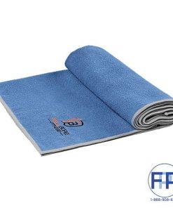 logo sports towel