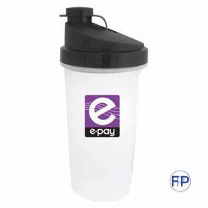 Protein shaker bottle 14 ounce