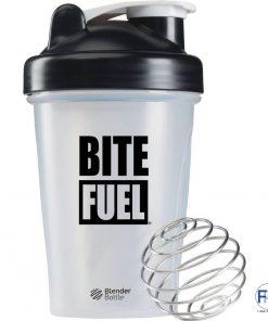 Black Blender Bottle | Fitness Promotional Products