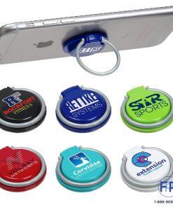 custom logo phone holder and stand