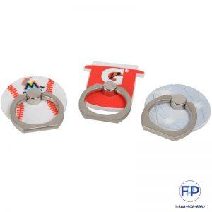 custom shaped phone holder promotional product