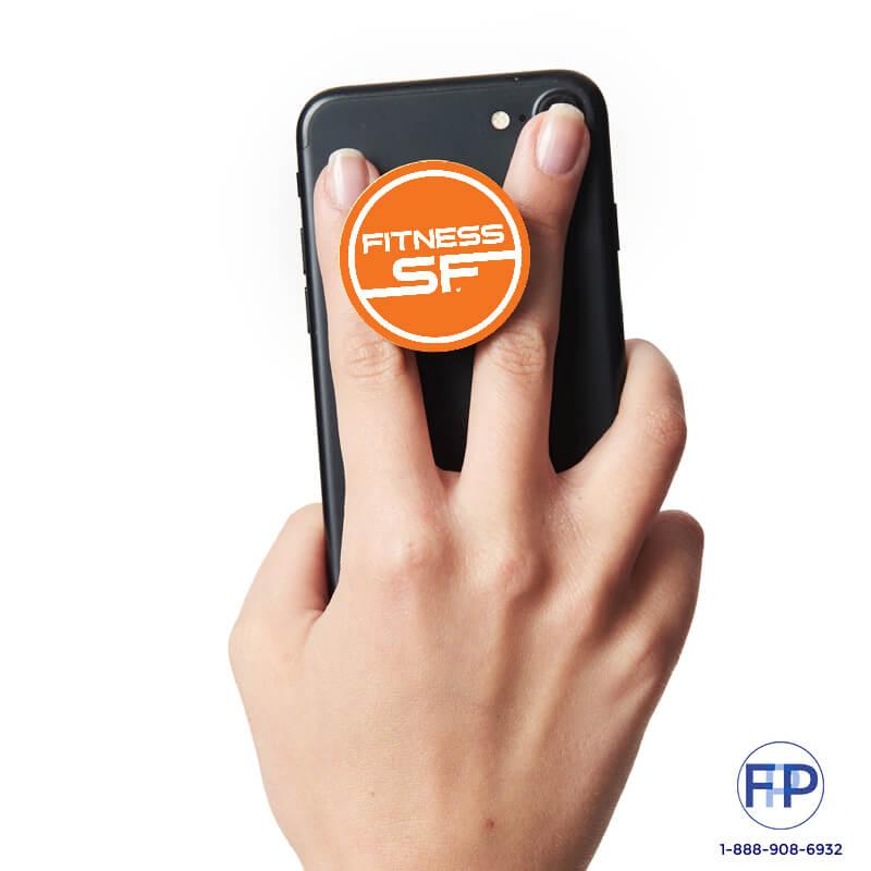 popsocket for fitness logo