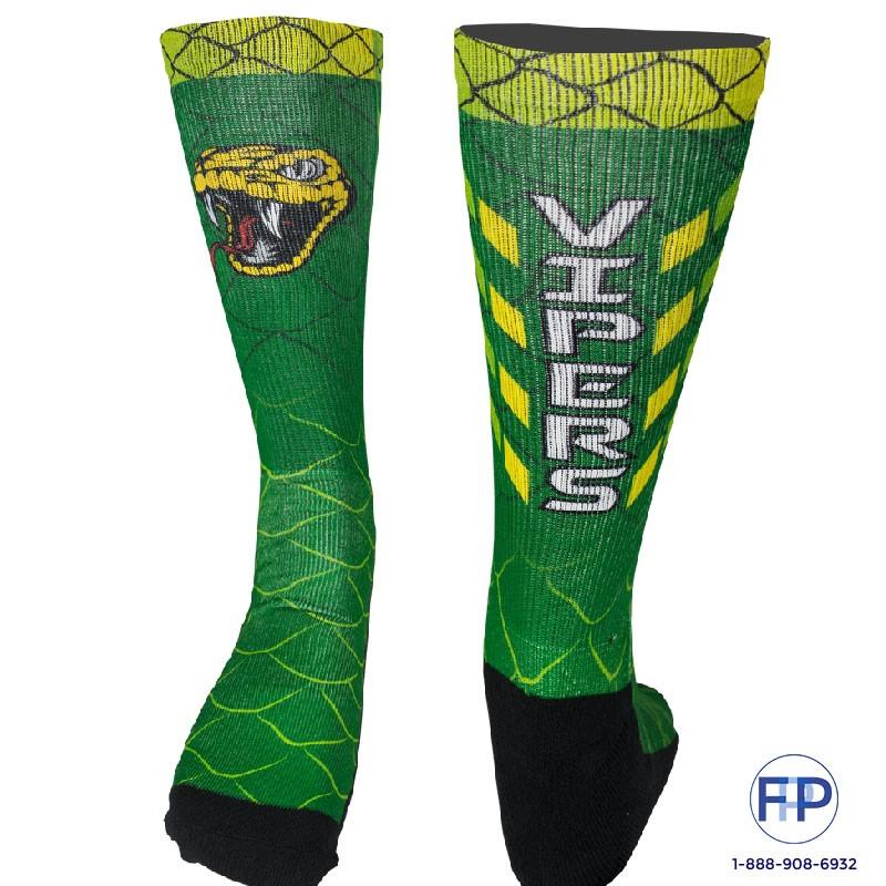 dye sublimate socks