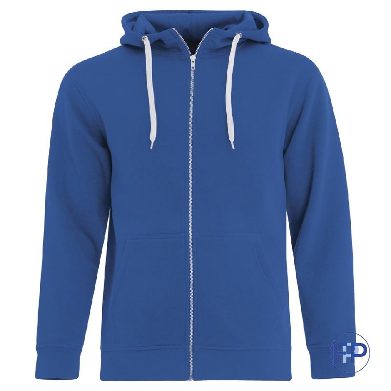 full zipper hoody