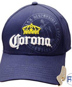 baseball cap with a bottle opener