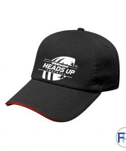 sandwich-brim-unstructured-brushed-black-cotton-6-panel-hat